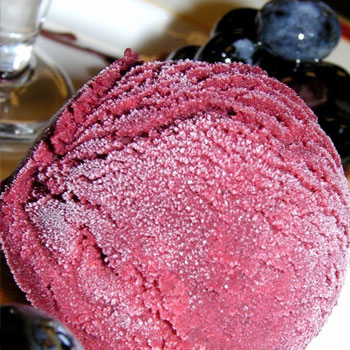 Blueberry & Buttermilk Sherbet