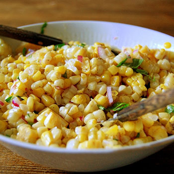 Happy Corn Salad