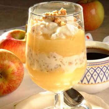 Apple Banana Breakfast Crunch