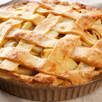 Flavored Apple Pie