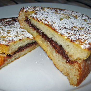 Perfect Stuffed French Toast