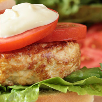 Truly Tasty Turkey Burgers