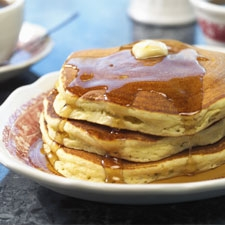 Melt-in-Your-Mouth Buttermilk Pancakes