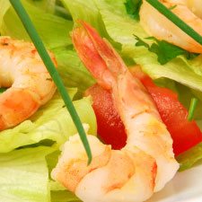 Deluxe Shrimp Salad