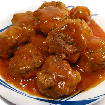 Best Dutch Meatballs