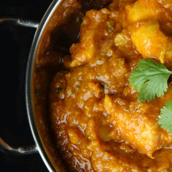 Mumbay Chicken Curry