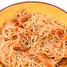 Red Pepper Pasta