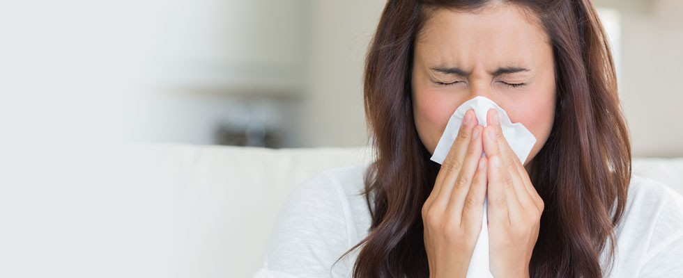 Is it Allergies, a Cold or the Flu?