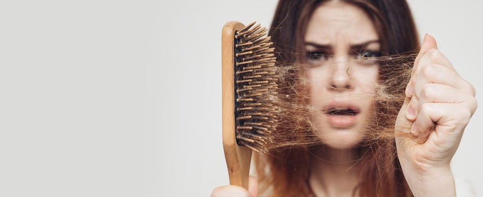 What's Causing Your Hair to Fall Out?